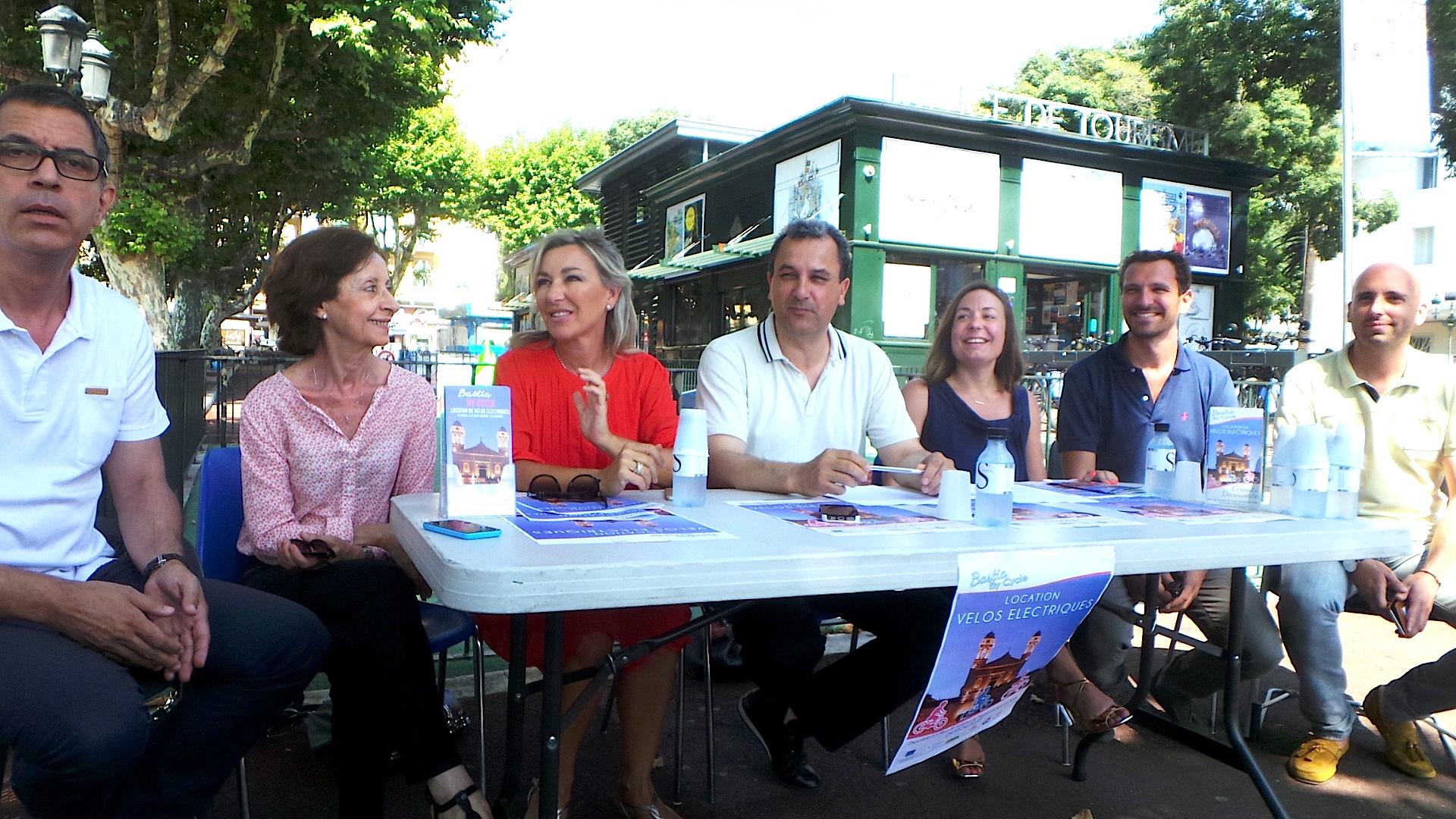"""""""Bastia by Cycle"""" : Le vélo électrique pour découvrir la ville et sa région"""