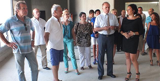 Biguglia : Un nouveau groupe scolaire de 18 classes à la rentrée de Septembre 2016