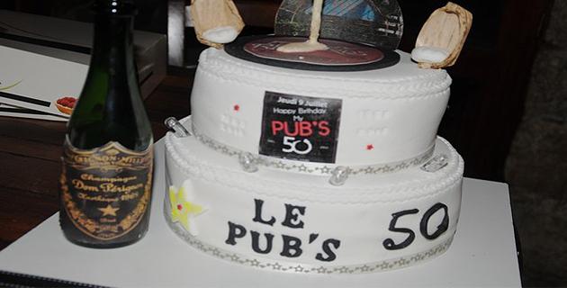 Une soirée inoubliable pour les 50 ans du Pub's à L'Ile-Rousse