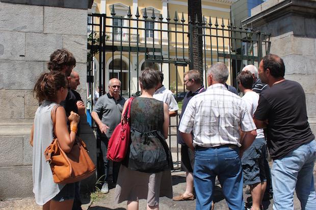 Xylella Fastidiosa : « Le danger est dans la maison »