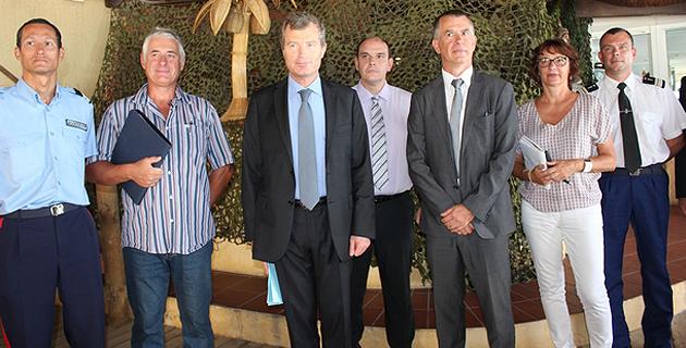 Les services de l'Etat se mobilisent pour des « vacances tranquilles » en Corse-du-Sud