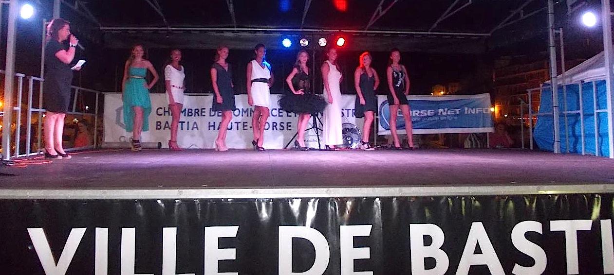 Mélanie Goulmi-Maes Miss Bastia 2015
