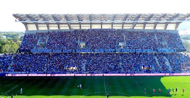 Pelouse de Furiani : sera t-elle prête pour l'ouverture le 8 Août face à Rennes ?