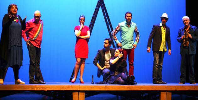 Roméo è Giulietta version Teatrinu