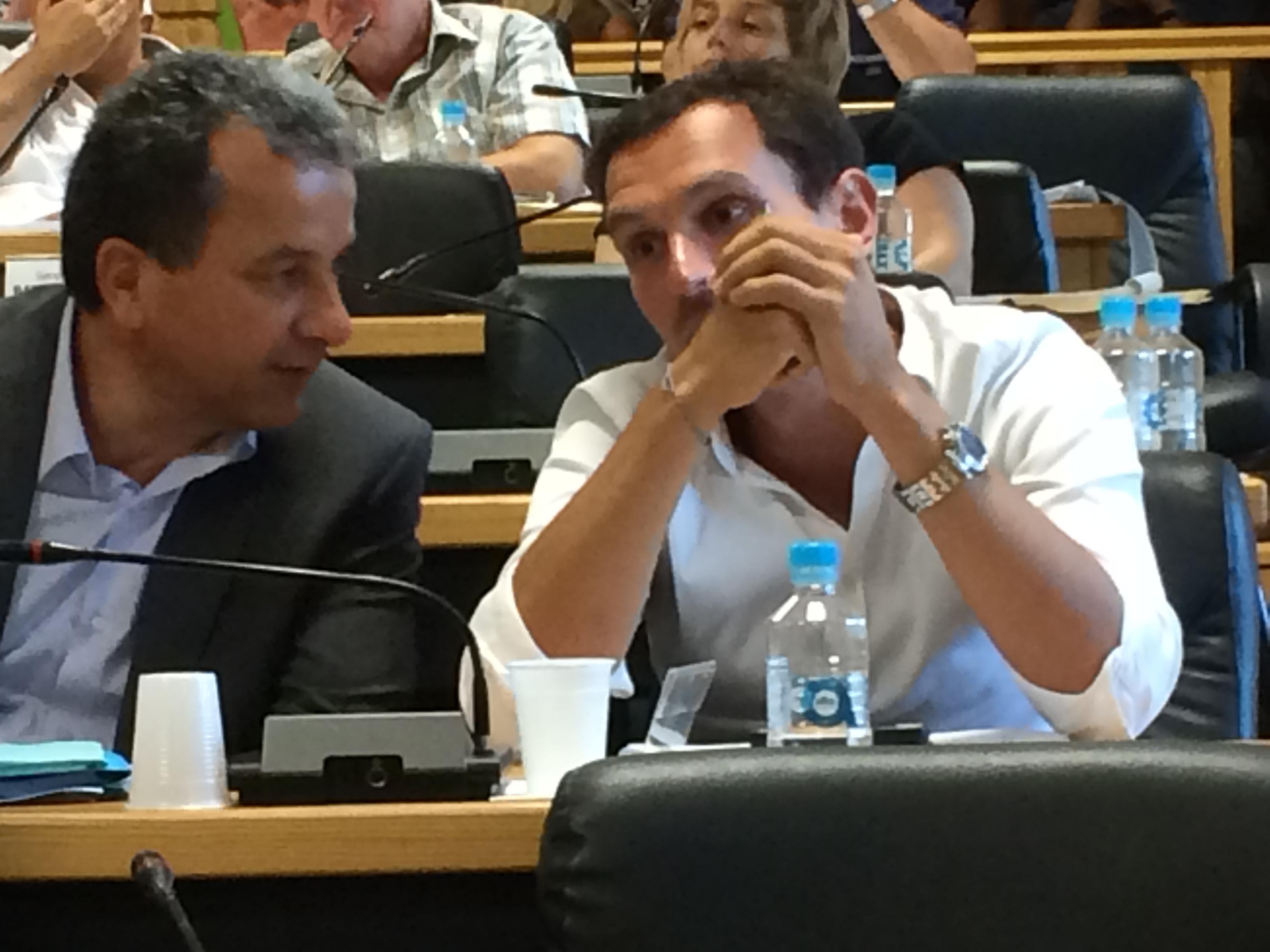 Bastia : Julien Morganti (MCD) n'est plus adjoint au maire de Bastia