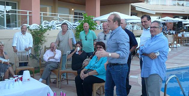 Ajaccio : Le Comité central bonapartiste prépare les prochaines échéances