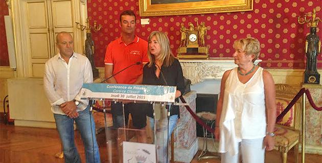 La 6ème  Corsica classic se déroulera du 23 au 30 Août