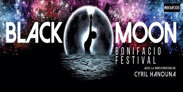 Bonifacio accueille la 1ère édition du Black Moon Festival