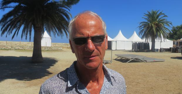 Tony Baldrichi, directeur du festival Porto Latino.