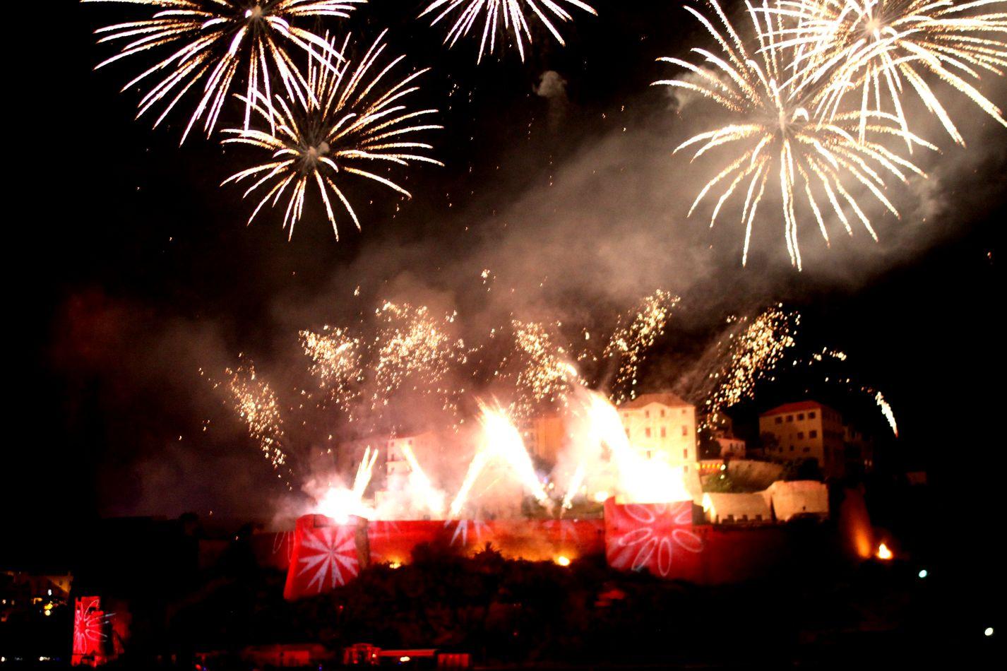 Les festivités du 15 août à Calvi