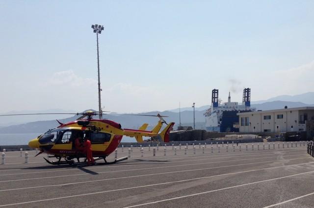 Un plaisancier victime d'un arrêt cardiaque décède à l'Ile-Rousse