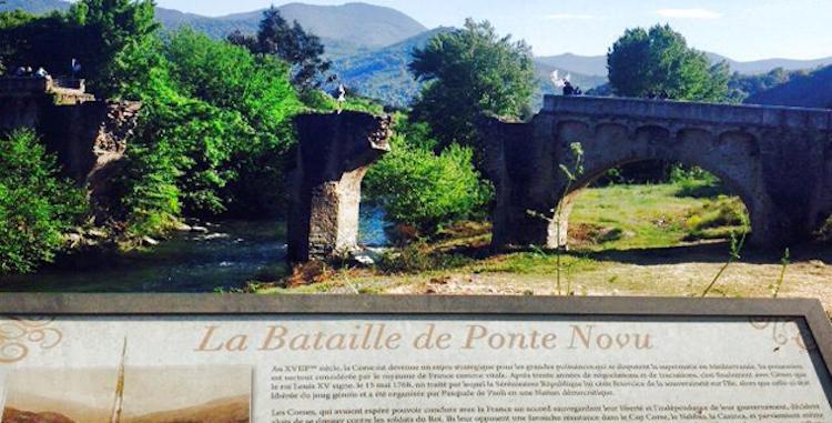 Ponte Novu : Un projet pour mieux connaître l'œuvre de Pascal Paoli