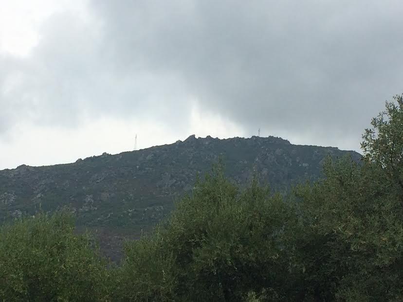 Mini-tornade au dessus de Santa Maria-di-Lota ?