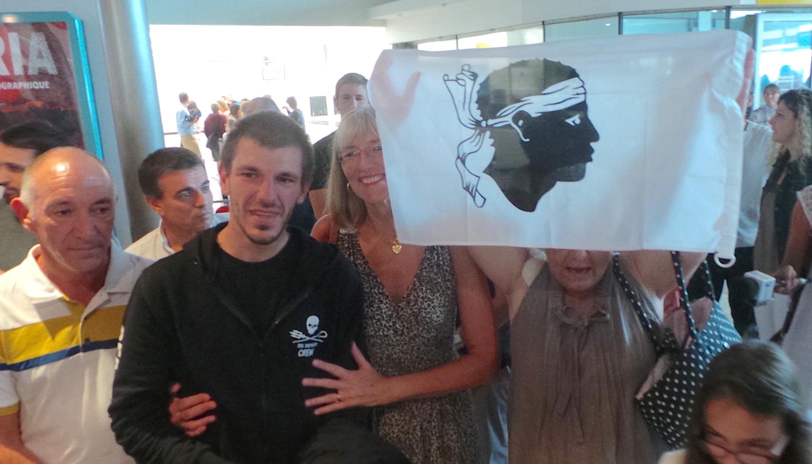 Des Iles Féroé à Bastia : Pour Xavier Figarella le combat continue