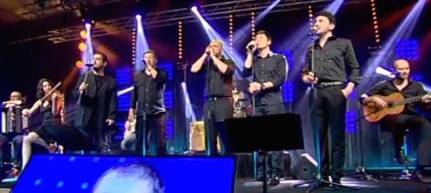 Belgodere : Voce Ventu en concert