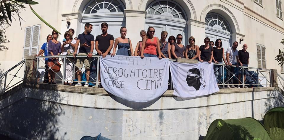 Rectorat d'Ajaccio : Les néo-titulaires de l'Education nationale lèvent le camp...