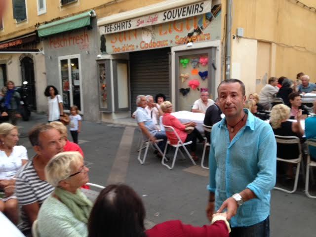 San Ruchellu d'Aiacciu : Après la ferveur, la détente
