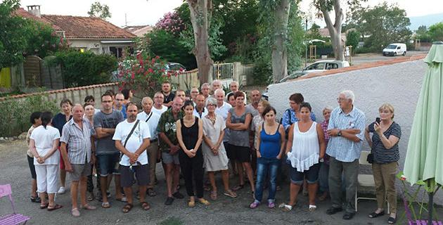 Le collectif contre les nuisances et pour l'amélioration de la qualité de vie à Lucciana passe à l'action
