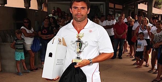 TC Calvi : Vicky Albertini et Yohan Mathiot vainqueurs du tournoi d'été
