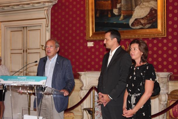 Ajaccio : La Corse et l'Alsace main dans la main pour la sauvegarde des langues régionales
