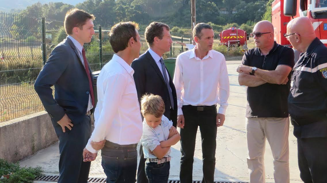 Incendies en Corse-du-Sud : La préfecture confirme l'origine criminelle