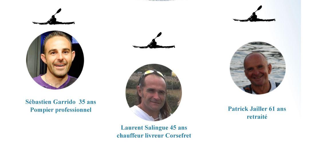 Un Tour de Corse à la nage pour parler du Handicap