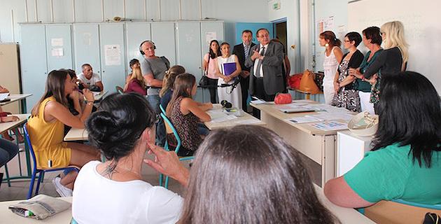 Michel Barat : « L'enseignement professionnel est une arme contre le chômage »