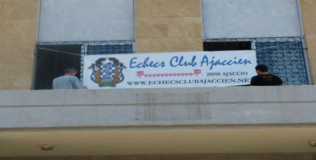 L'Echecs club ajaccien fait sa rentrée !
