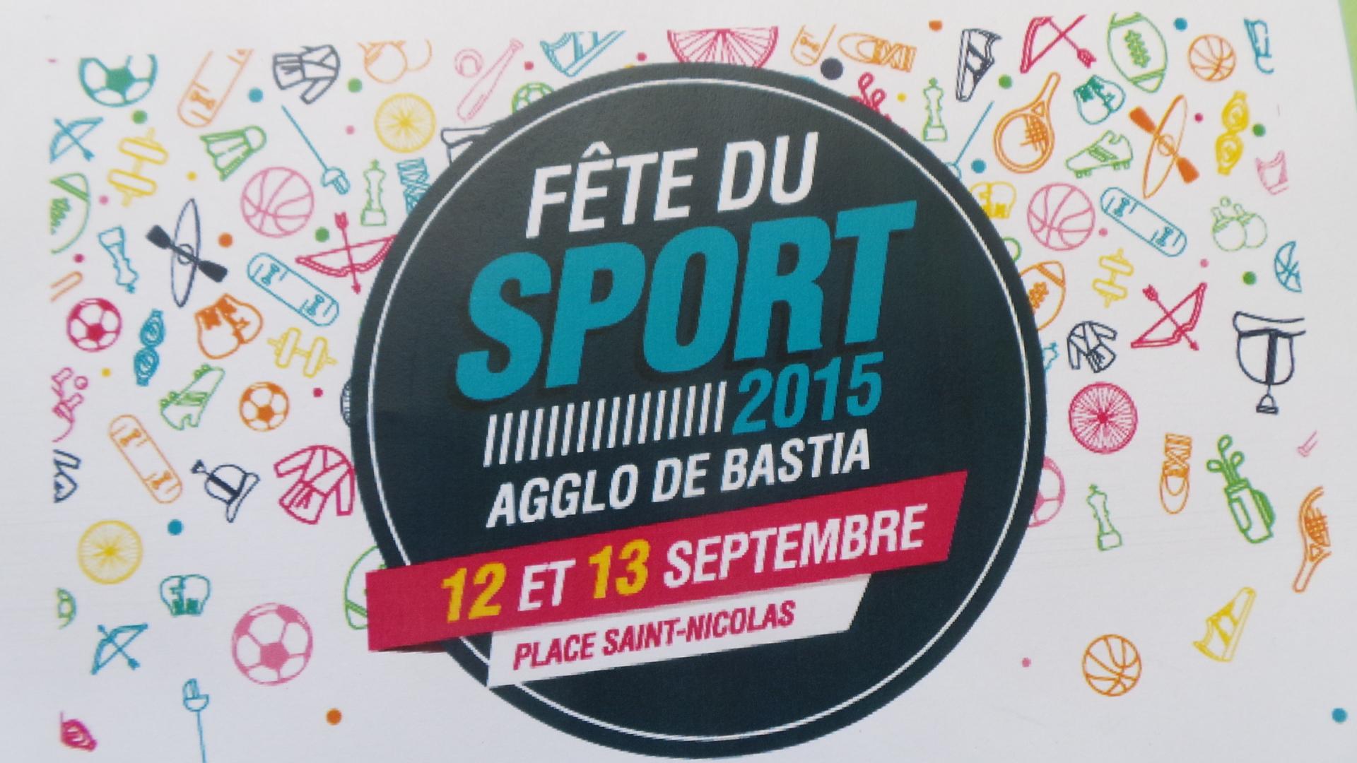 """Ismaël Triki """"parrain"""" de la Fête du Sport à Bastia"""