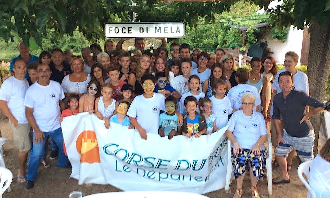 """Foce di Mela : """"FDM20112"""", une association  dynamique"""