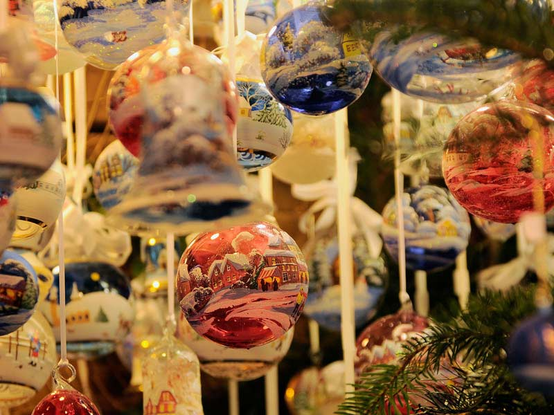 Mercato di Natale en Italie et en Autriche avec le CCAS de Calvi