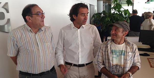 Bernard Joyeux, Jean-Emmanuel Casalta, Bruno Laurans