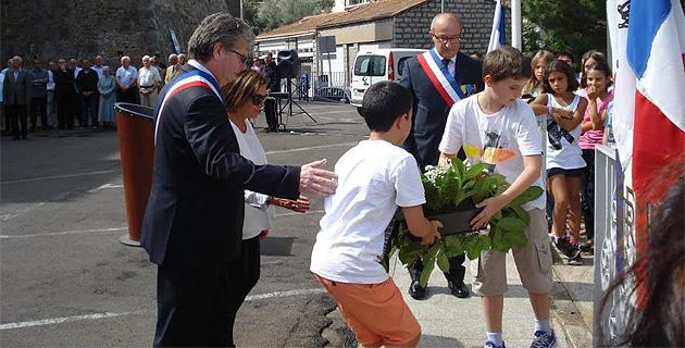 Porto-Vecchio a célébré le 72ème anniversaire de la libération de la Corse