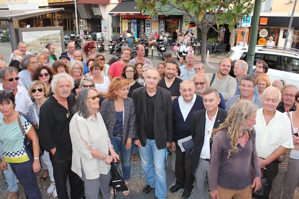 Un rassemblement et une rencontre avec le préfet à Ajaccio