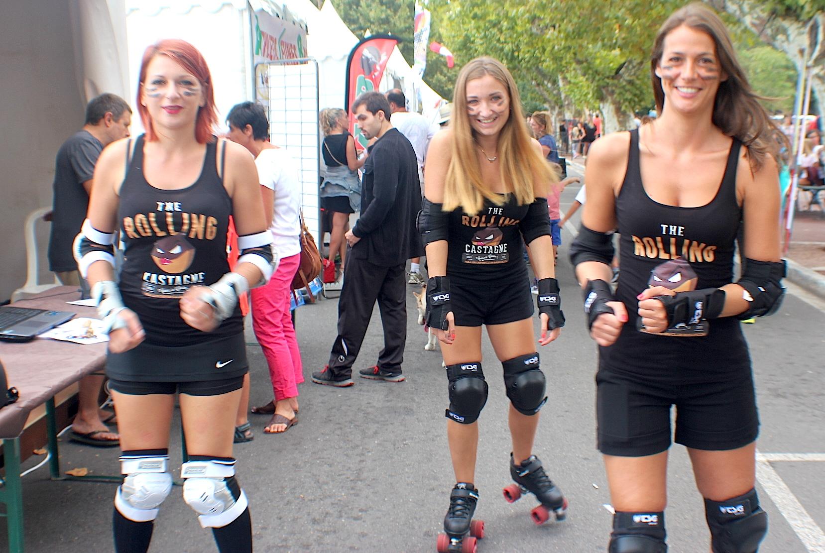 Le Rolling Derby Club Bastiacciu : Le Rolling Castagne, made in Corsica…