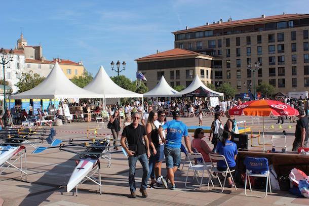 Ajaccio : Un beau succès pour la fête du sport