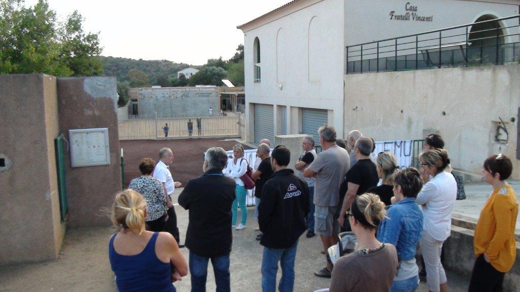 L'enseignement bilingue sera  bien assuré à l'école de Santa-Reparata-di-Balagna