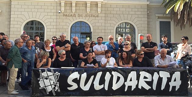 "Amnistie des prisonniers politiques : L'Associu Sulidarità et Corsica Libera lancent une ""campagne d'initiatives revendicatrices"""