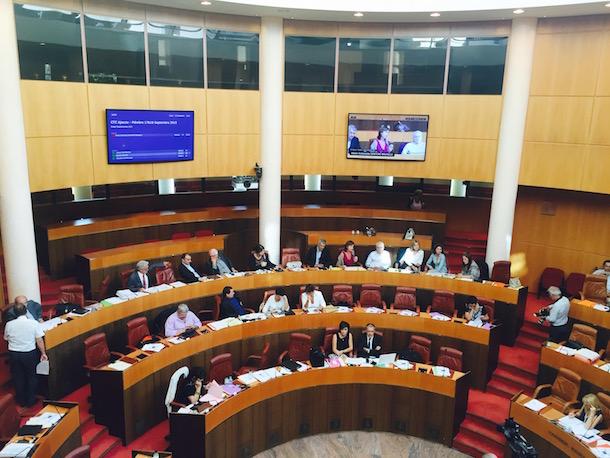 Adoption du budget supplémentaire de la CTC sans débats passionnés