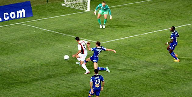 Sporting : Une troisième défaite consécutive...