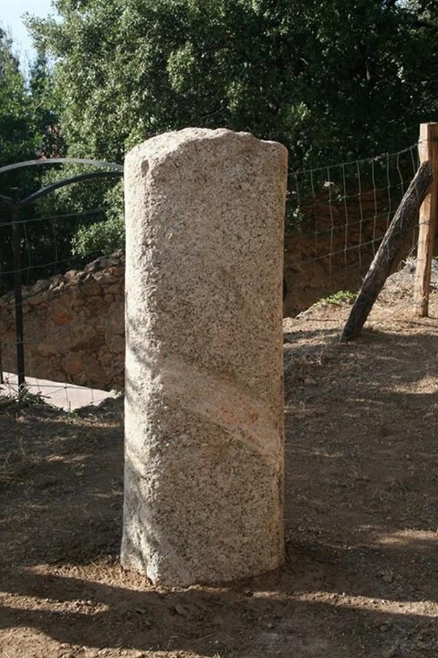Belgodere : Un menhir d'environ 4 000 ans offert par la famille Orabona à la municipalité