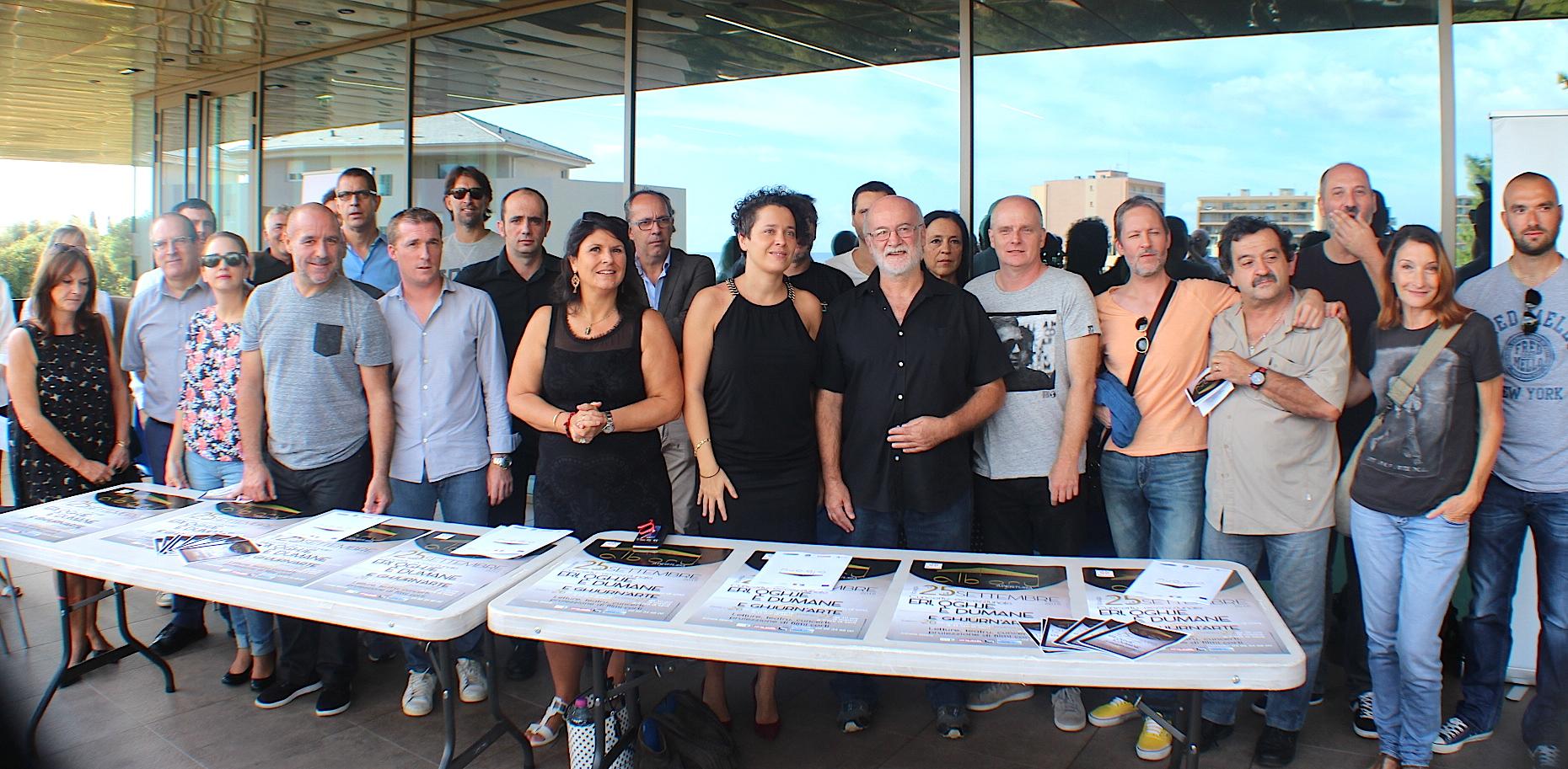 Bastia : Trois jours de fête pour l'ouverture de l'Alb'Oru