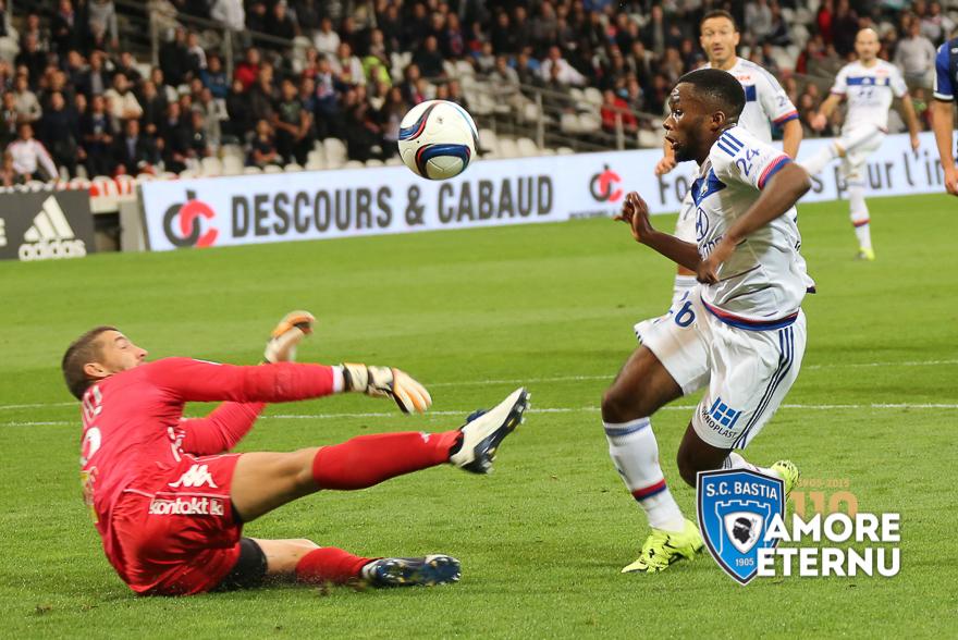 Quatrième défaite consécutive et quatrième carton rouge pour le Sporting à Lyon !