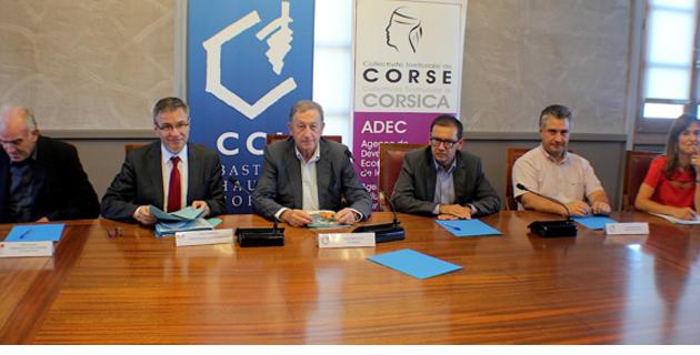 20 millions d'euros de crédit d'impôt pour les entreprises de Haute-Corse