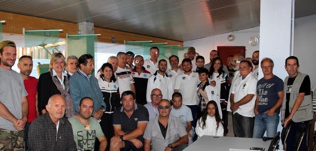 La Squadra Corsa de tir s'impose à Calvi  face à l'équipe nationale Sardaigne