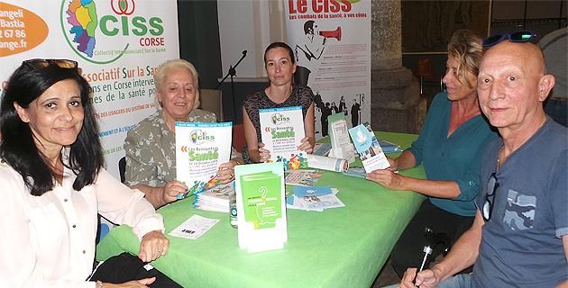 CIIS de Corse : La défense des usagers du système de santé avant toute chose