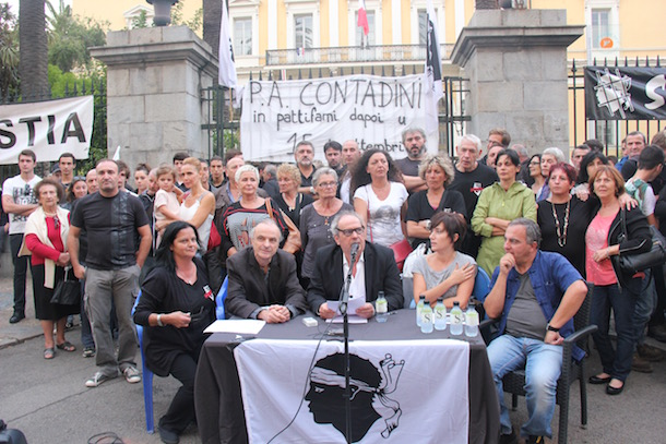Manifestation pour Paul-André Contadini à Ajaccio : Le « J'accuse » de Jean-Marie Poli