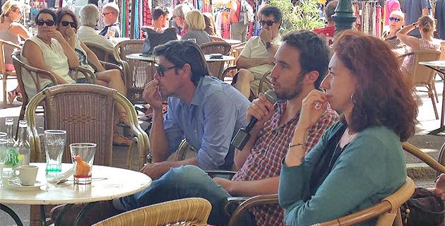 Café-philo de Bastia :  Quand le soleil se lève