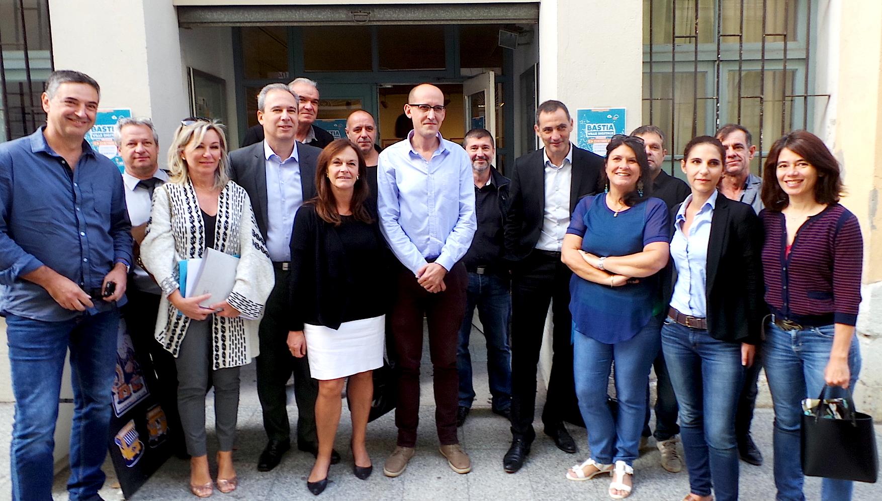 Bastia Ville Digitale : Les 12 rendez-vous méditerranéens du numérique