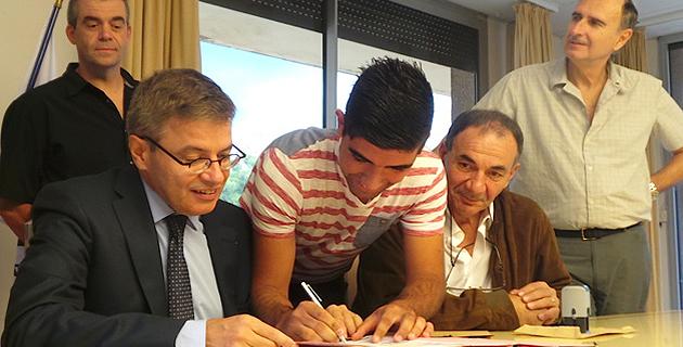 L'apprentissage dans la fonction publique : Un premier contrat à la préfecture de Haute-Corse